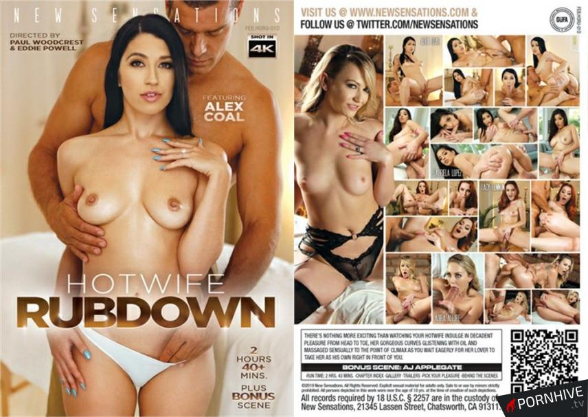 Hotwife Rubdown Movie Poster - Click to watch.