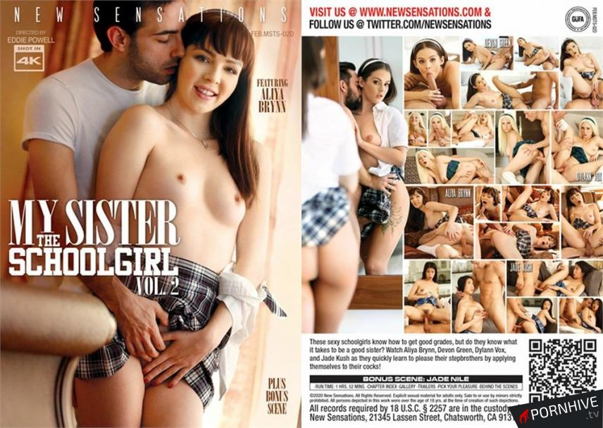 My Sister The Schoolgirl 2 Movie Poster - Click to watch.