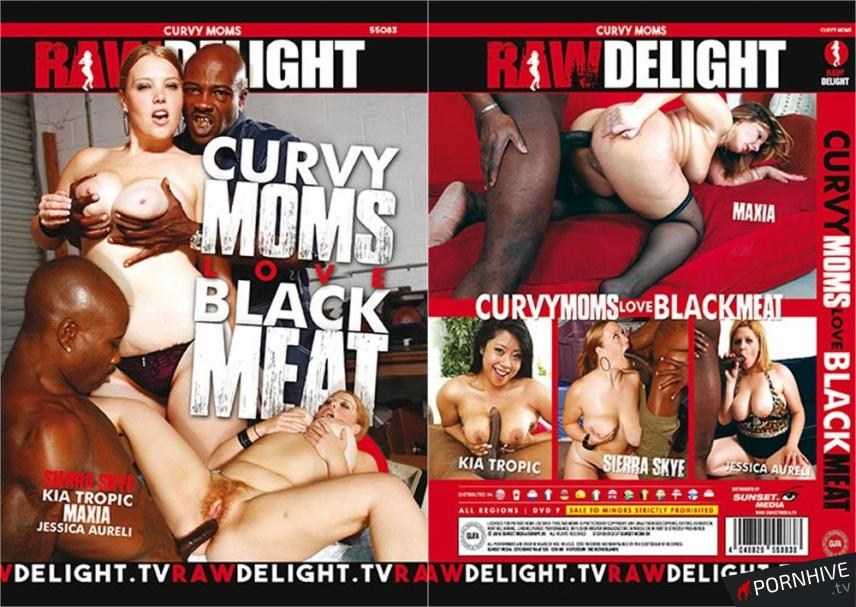 Curvy Moms Love Black Meat Movie Poster - Click to watch.