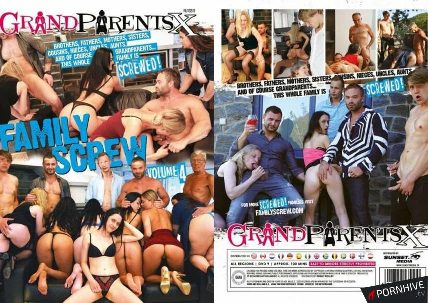 Family Screw 4 Movie Poster - Click to watch.