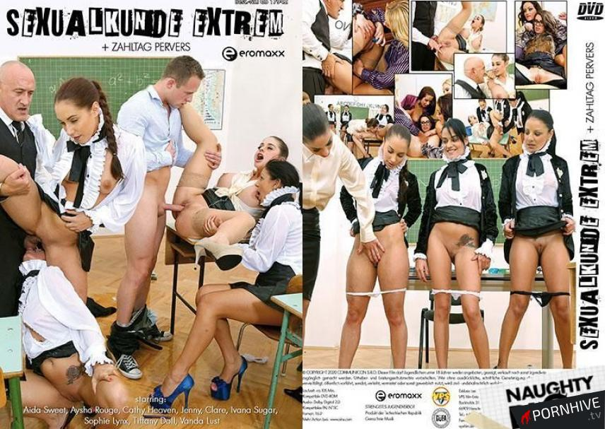 Sexualkunde Extrem Zahltag Pervers Movie Poster - Click to watch.