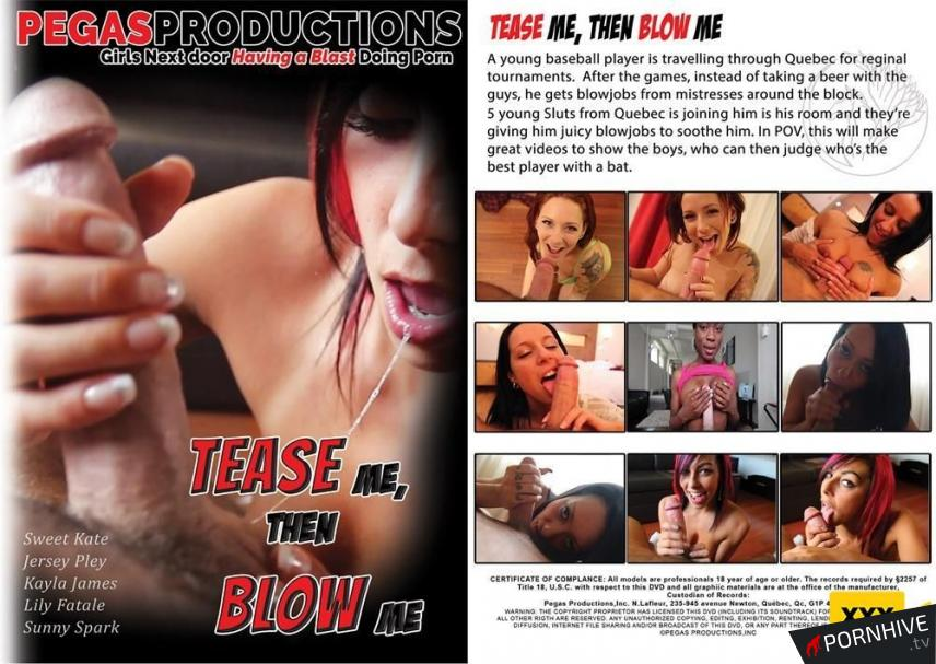 Tease Me, Then Blow Me Movie Poster - Click to watch.
