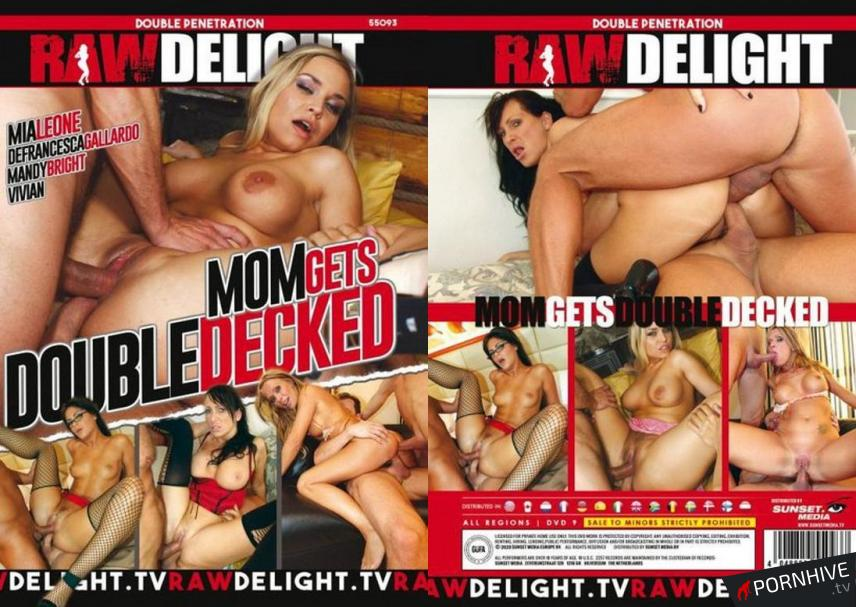 Mom Gets Double Decked Movie Poster - Click to watch.