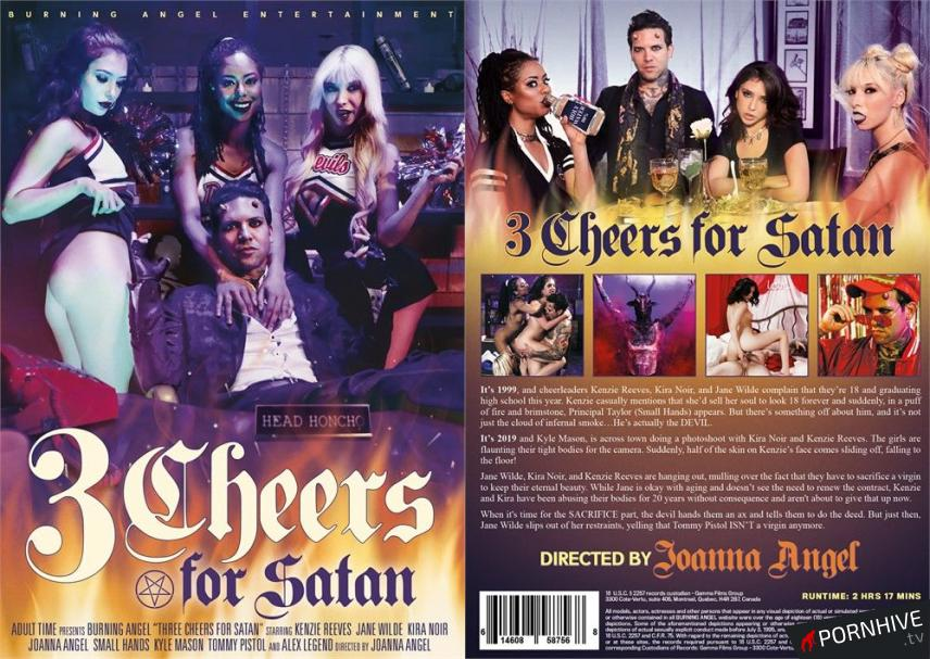 3 Cheers For Satan Movie Poster - Click to watch.
