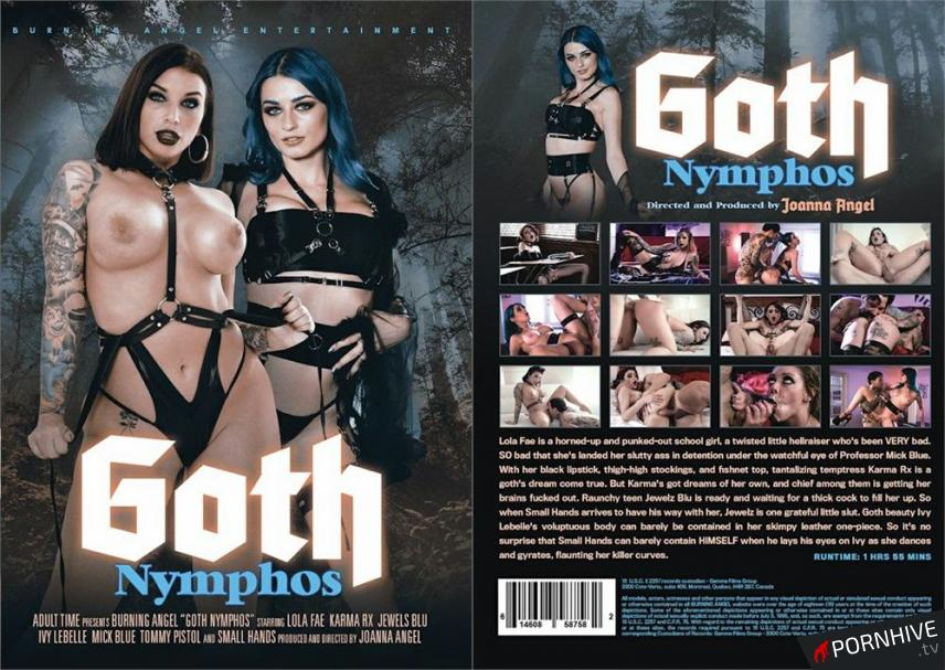 Goth Nymphos Movie Poster - Click to watch.