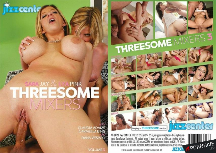 Threesome Mixers 3 Movie Poster - Click to watch.