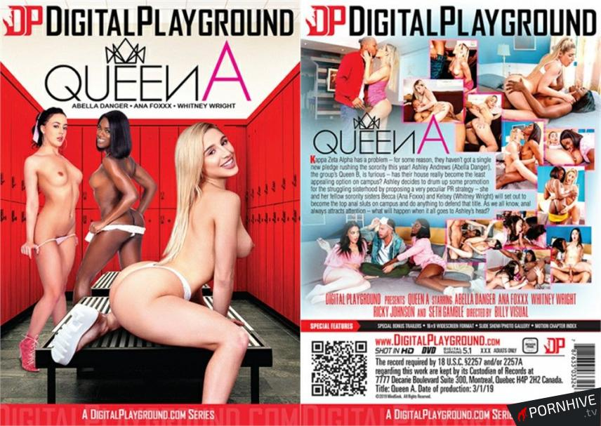 Queen A Movie Poster - Click to watch.