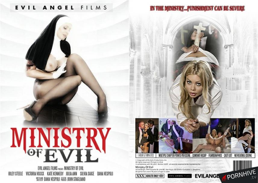 Ministry Of Evil Movie Poster - Click to watch.