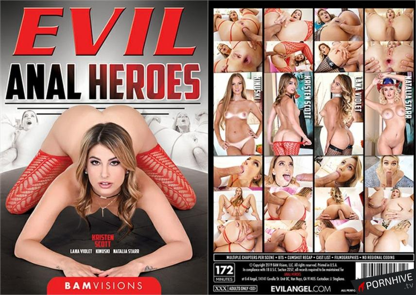 Anal Heroes Movie Poster - Click to watch.
