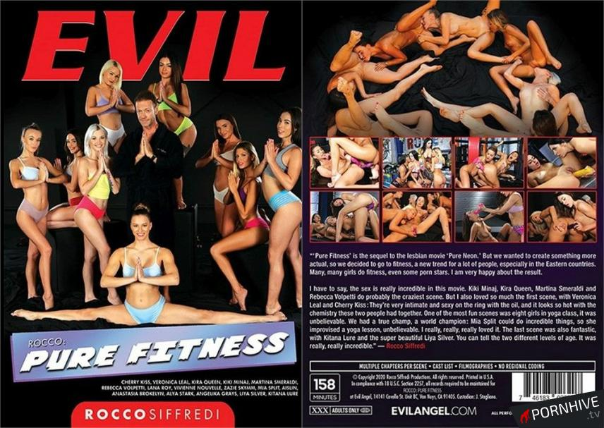Rocco: Pure Fitness Movie Poster - Click to watch.