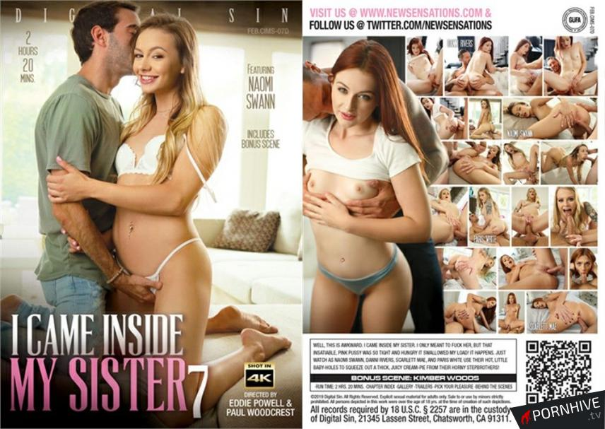 I Came Inside My Sister 7 Movie Poster - Click to watch.