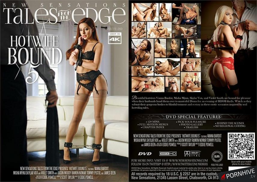 Hotwife Bound 5 Movie Poster - Click to watch.
