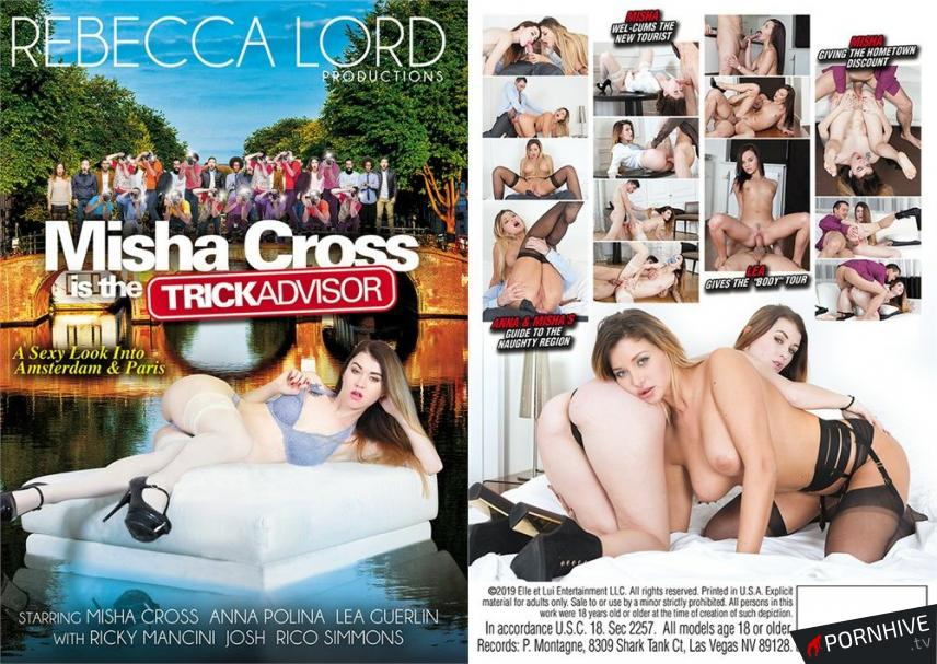 Misha Cross Is The Trick Advisor Movie Poster - Click to watch.