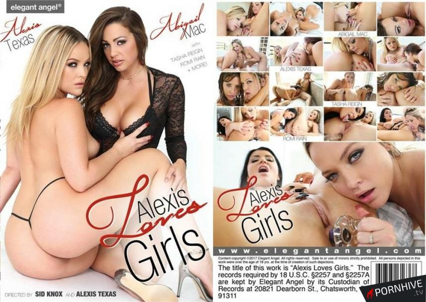Alexis Loves Girls Movie Poster - Click to watch.