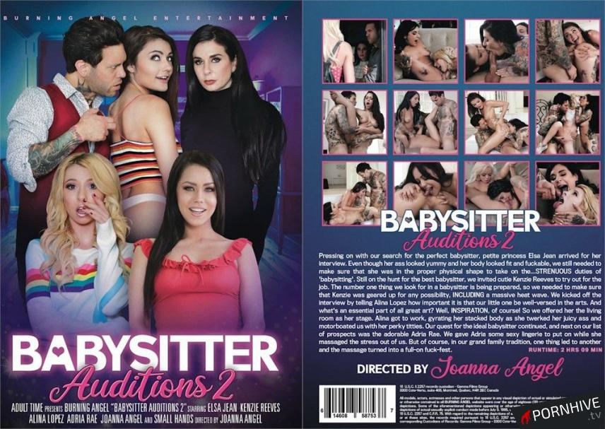 Babysitter Auditions 2 Movie Poster - Click to watch.