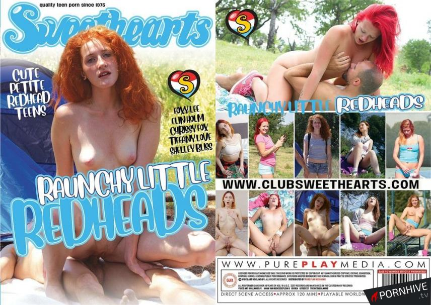 Raunchy Little Redheads Movie Poster - Click to watch.