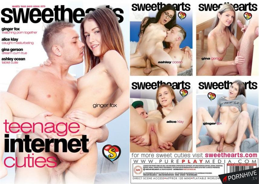 Teenage Internet Cuties Movie Poster - Click to watch.