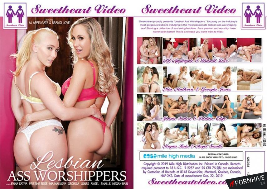 Lesbian Ass Worshippers Movie Poster - Click to watch.