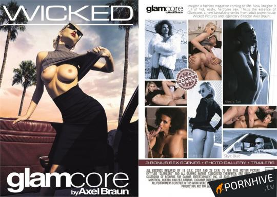 Glamcore Movie Poster - Click to watch.