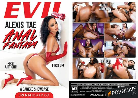 Alexis Tae Anal Fantasy Movie Poster - Click to watch.