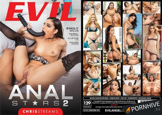Anal Stars 2 Movie Poster - Click to watch.