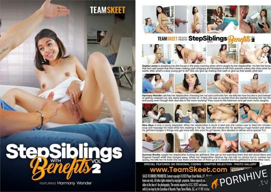 Step Siblings With Benefits 2 Movie Poster - Click to watch.