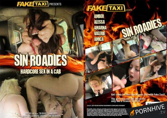 Sin Roadies: Hardcore Sex In A Cab Movie Poster - Click to watch.