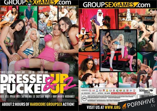 Dressed Up & Fucked Up 2 Movie Poster - Click to watch.