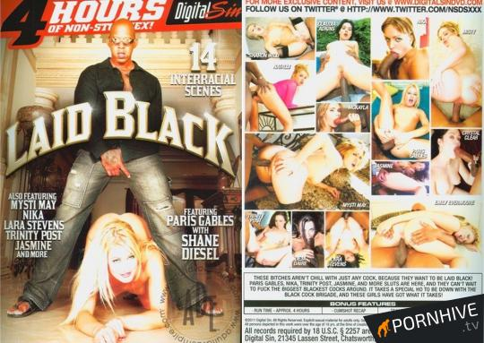 Laid Black Movie Poster - Click to watch.