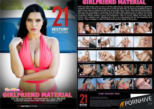 Girlfriend Material Movie Poster - Click to watch.