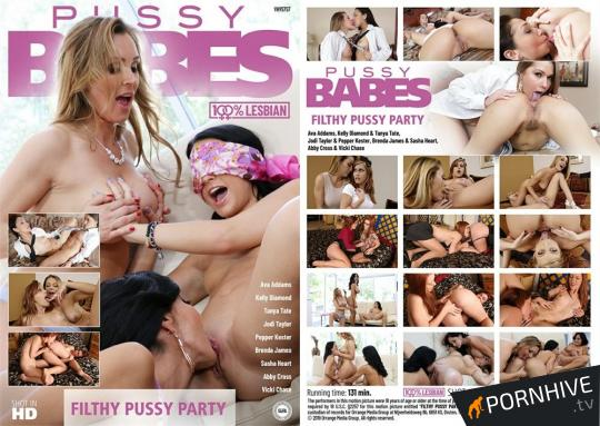 Filthy Pussy Party Movie Poster - Click to watch.