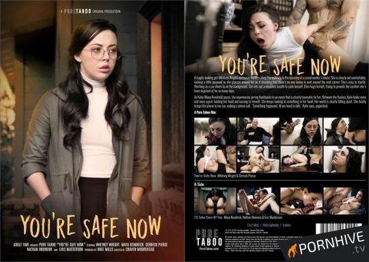 You're Safe Now Movie Poster - Click to watch.