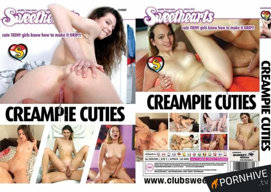 Creampie Cuties Movie Poster - Click to watch.