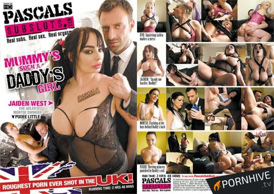 Mummy's Such A Daddy's Girl Movie Poster - Click to watch.