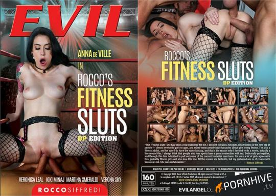 Rocco's Fitness Sluts: DP Edition Movie Poster - Click to watch.