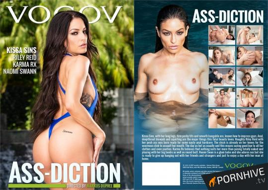 Ass-Diction Movie Poster - Click to watch.