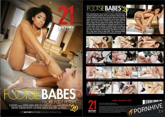 Footsie Babes: More Foot Fetish 20 Movie Poster - Click to watch.