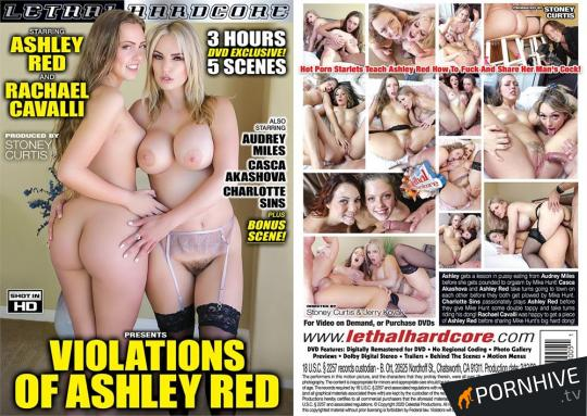 Violations of Ashley Red Movie Poster - Click to watch.