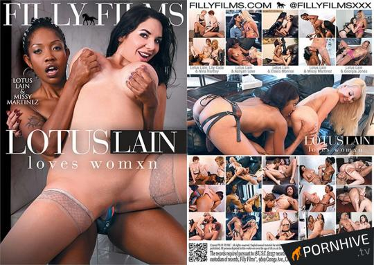 Lotus Lain Loves Womxn Movie Poster - Click to watch.