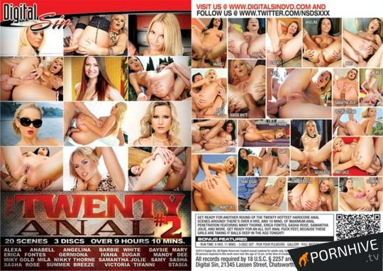 The Twenty: Anal 2 Movie Poster - Click to watch.