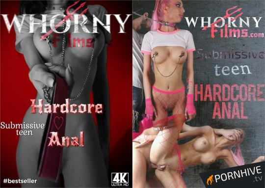 Submissive Teen Loves Hardcore Anal Movie Poster - Click to watch.