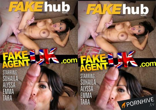 Fake Agent UK 2 Movie Poster - Click to watch.