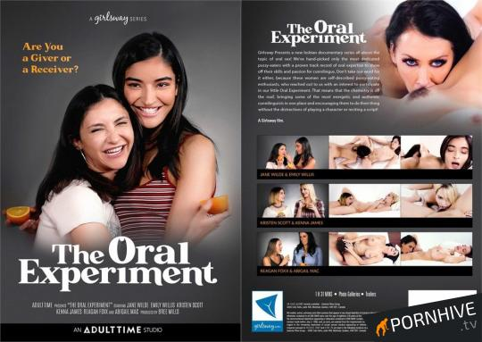 The Oral Experiment Movie Poster - Click to watch.