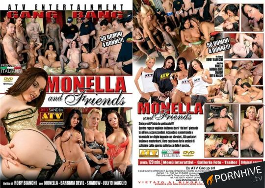 Monella And Friends Movie Poster - Click to watch.
