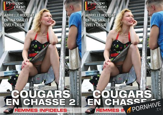 Cougars on the Prowl 2 Movie Poster - Click to watch.