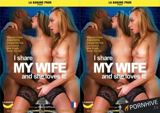 I Share My Wife and She Loves It Movie Poster - Click to watch.