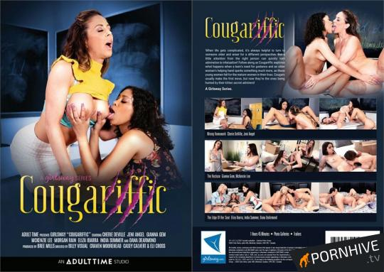 Cougariffic Movie Poster - Click to watch.
