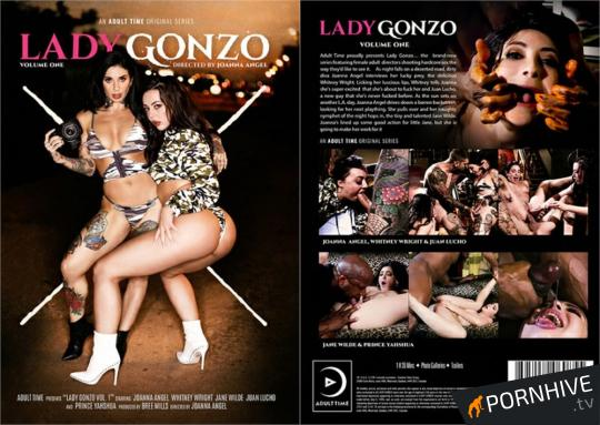 Lady Gonzo 4 Movie Poster - Click to watch.