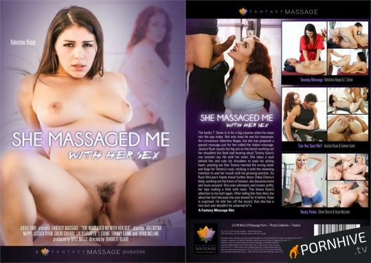 She Massaged Me With Her Sex Movie Poster - Click to watch.
