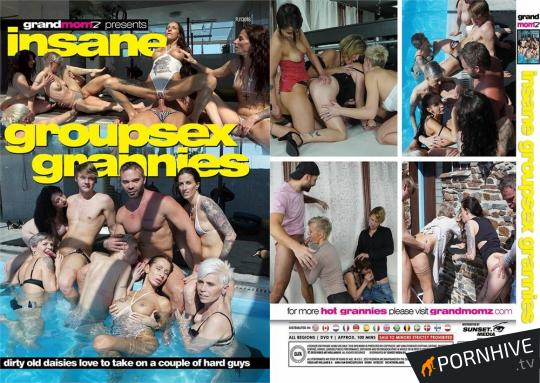 Insane Groupsex Grannies Movie Poster - Click to watch.